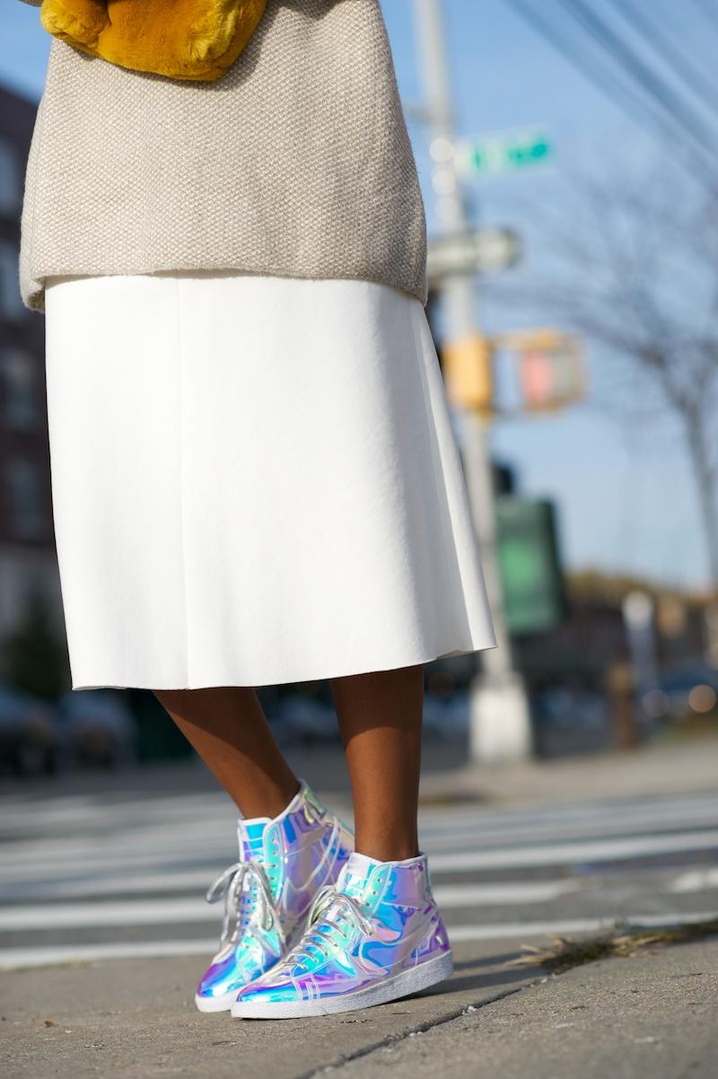 Nike hologram sneakers
