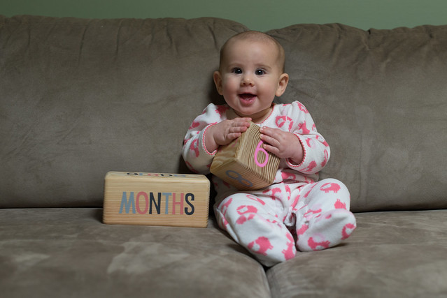 6 months Mary-5