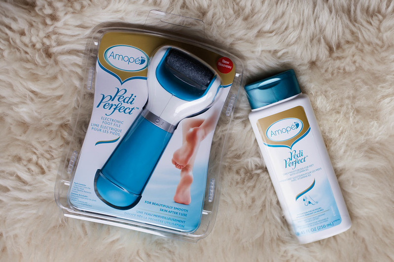 cute & little blog | respect your feet | easy tips on taking care of feet | Amopé Pedi Perfect lotion review | #RespectUrFeet