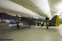 NX47DA 226641 44-90471 - 399-55616 - Republic P-47D Thunderbolt - Tillamook Air Museum - Tillamook, Oregon - 131025 - Steven Gray - IMG_8046