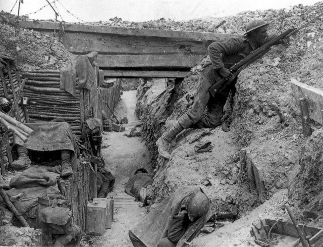 Life In The Trenches | WW1 Facts
