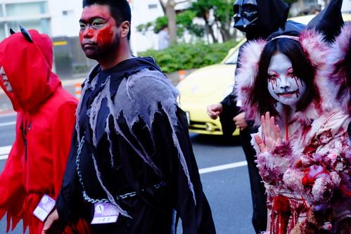 Kawasaki Halloween parade 2014 42
