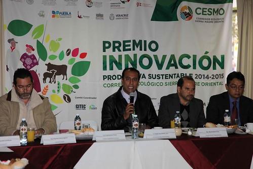 Convocatoria del Premio a la Innovación Productiva Sustentable 2014