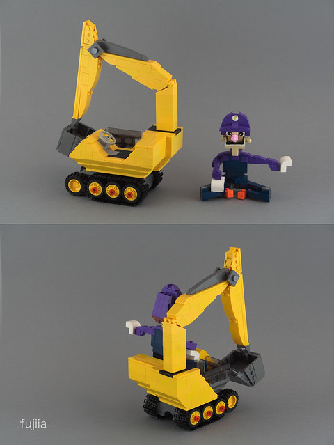 Mario Kart - Waluigi - alternate views