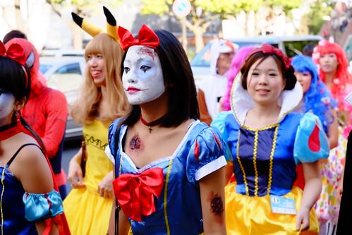 Kawasaki Halloween parade 2014 188