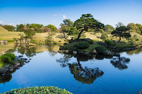 japan garden shrine tuin sanctuary kumamoto kyushu dazaifu suizenji japansetuin izumishintu suizenjijojuenkoen