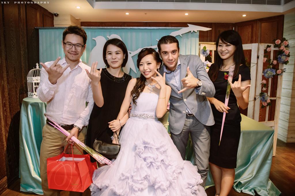 天空婚禮攝影205