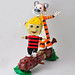 Calvin and Hobbes; Adventure! by Lego Junkie.