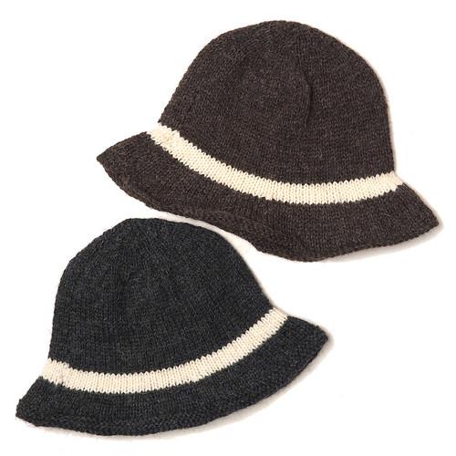 Black Sheep / Cloche Hat