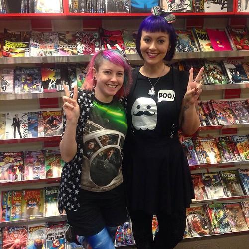 Comic Shops in Melbourne