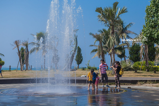 旗津旅遊景點-旗津海水浴場