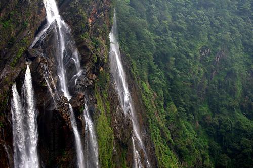 india nature water falls waterfalls karnataka jog westernghats sirsi malnadu nikond90