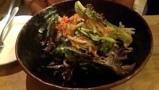 Daikon Salad at Yong Green Food