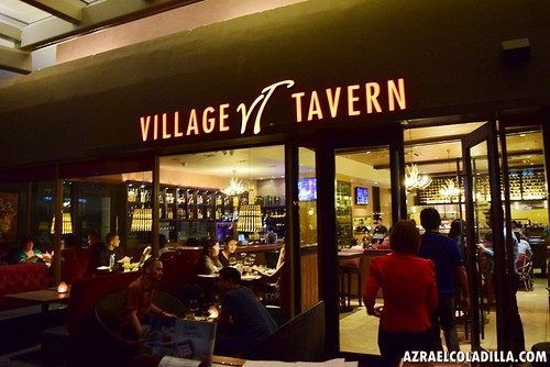 Village Tavern restaurant Bonifacio High Street BGC Food Crawl Adventure (7)