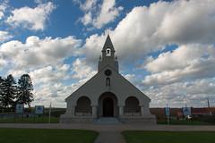 Chapelle du Mémorial du Chemin des Dames