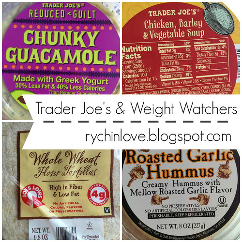 Trader Joes and Weight Watchers