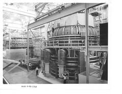 NASA Goddard Test Chambers in the 60s
