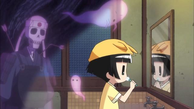 Gugure Kokkuri-san ep 6 - image 09