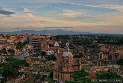 italy rome roma twilight nikon ruins italia dusk sunsets colosseum lazio forumromanum antiquity ancientrome