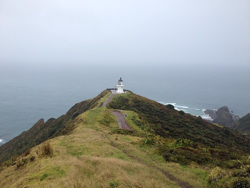 Cape Reinga - lighthouse