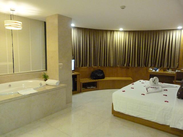 Executive Suite del Paradise Hotel de Saigon (Vietnam)