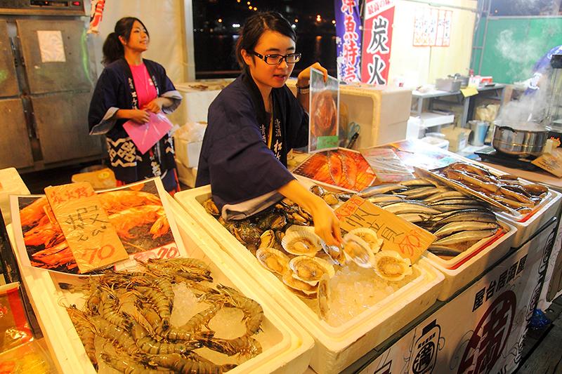 Japanese-Seafood