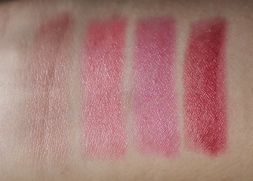 Annabelle Cosmetics Metal Glam TwistUp