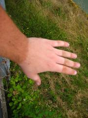Extreme Glove Tan!