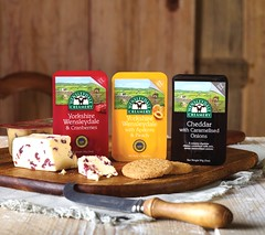 Wensleydale Creamery Cheese Taster Range