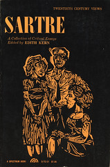 Spectrum Books S-TC-21 - Edith Kern - Sartre