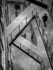 Escher's maze