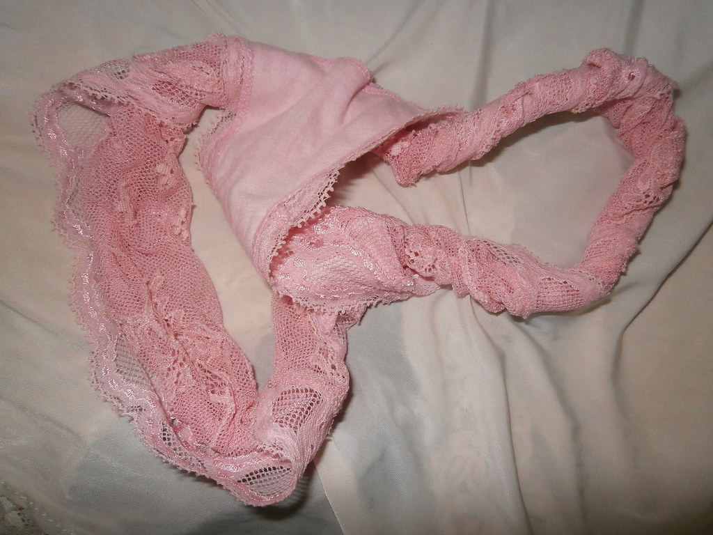Worn panty