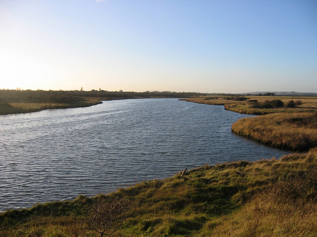Great Deep near West Thorney