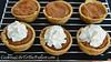 Pumpkin Pie Cookies & Mini Pumpkin Pies