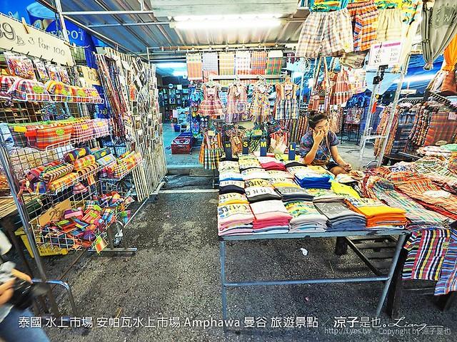 泰國 水上市場 安帕瓦水上市場 Amphawa 曼谷 旅遊景點 61