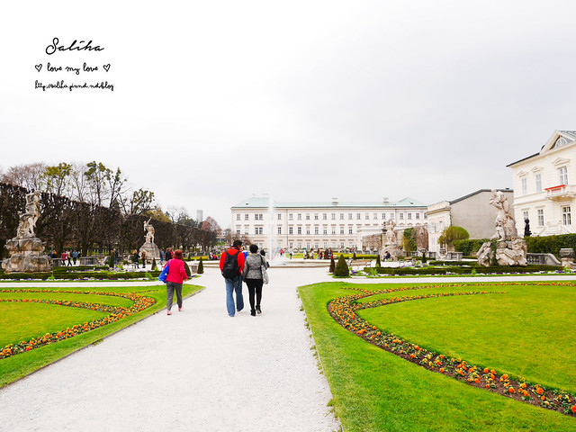 米拉貝爾花園Schloss Mirabell (4)
