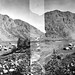 Howardsville, Bakers Park. San Juan County, Colorado. 1875. (Stereoscopic view) by U.S. Geological Survey