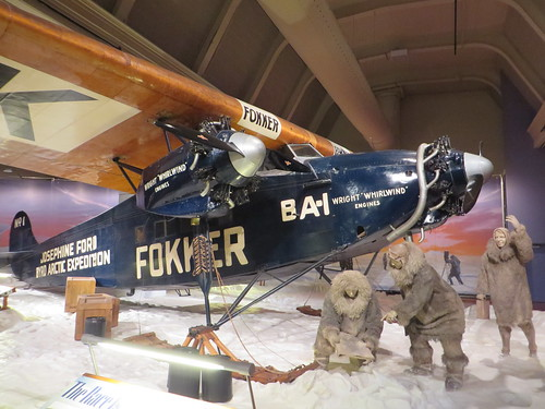 BA-1 Henry Ford Museum Dearborn 4 December 2015 | by ACW367