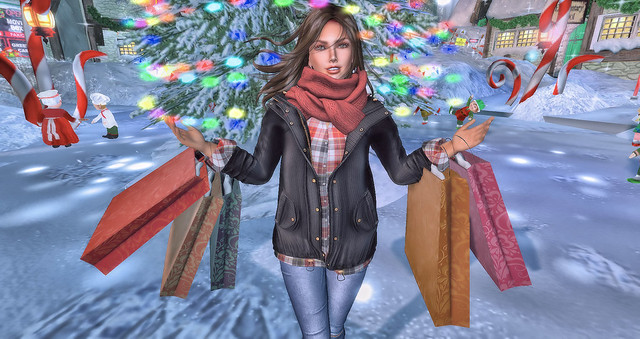 It's Beginning To Look A Lot Like Shopping Time