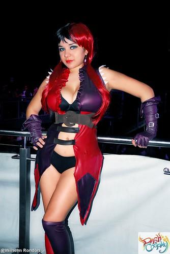 Gotham Sirens Cosplay by Lucy & Sheryl