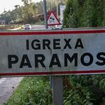 Exhumación Paramos (A Coruña)