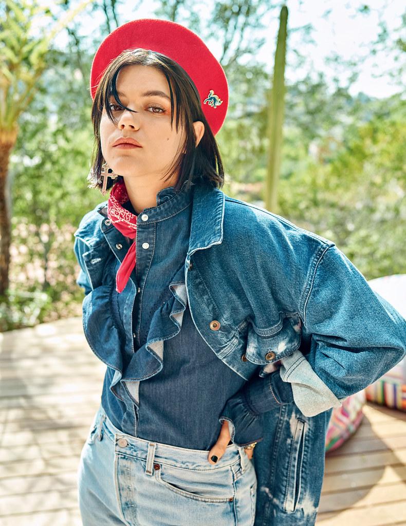 Соко — Фотосессия для «Vogue» RU 2016 – 4