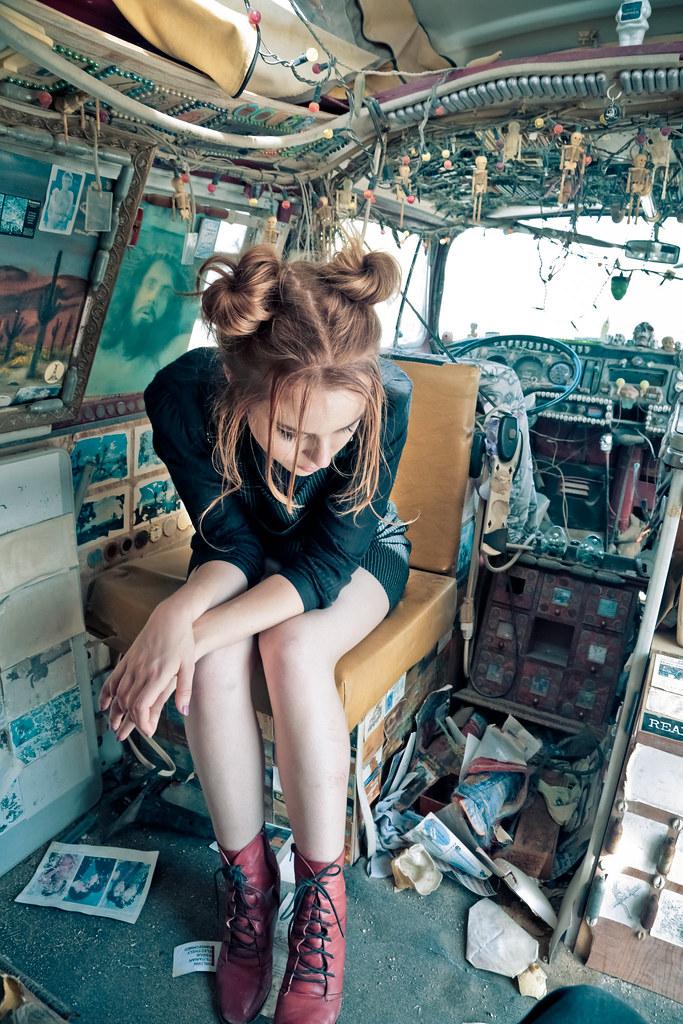 Бриджит Мендлер — Фотосессия для «Nemesis» 2016 – 4