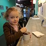 Bunny and Chocolate Ice Cream