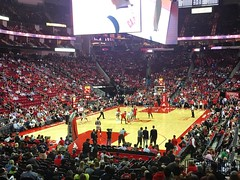 November 24, 2016 - 11:52 - Raptors finally get a win in H-Town! I'm so glad I was in attendance to witness it.   #rtz #raptors #toronto #houston #rockets #texas #usa #toyotacenter #roadtrip #sports #basketball #nba #harden #demarderozan #kylelowry #westernconference #roadswing #iah