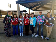 The ugliest sweaters from the Class of 2017! #Somerset2017