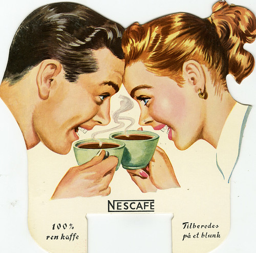 What did we do when the bank called? Invented Nescafé