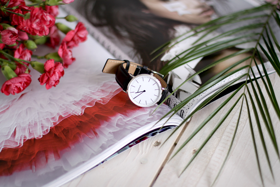 bering watch daniel wellington style station watch inspiration wrist accessories fashion blogger germany ricarda schernus cats &dogs