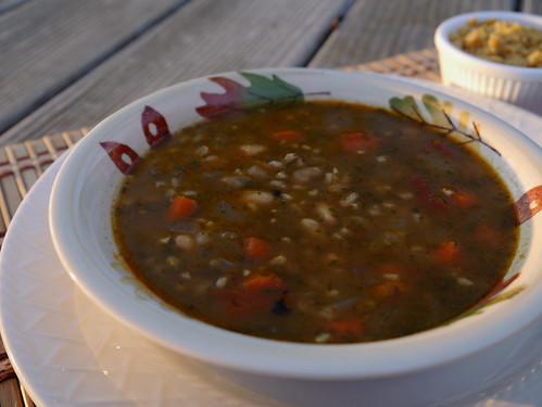 2014-10-15 - VEW White Bean Farro Soup - 0003 [flickr]