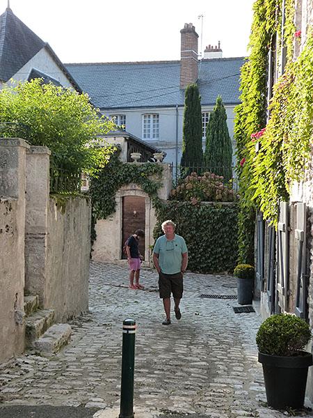 ruelle beaugency